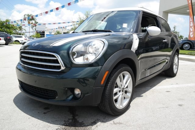 Pre Owned 2014 Mini Paceman Cooper Suv In Fort Lauderdale U086367a