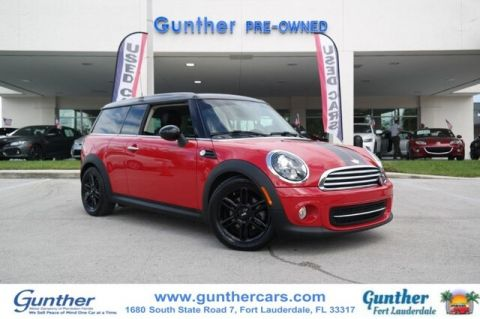 Pre-Owned 2014 MINI Clubman Cooper